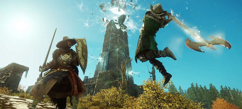 New World стартовала с онлайном в почти 230 тысяч игроков в Steam