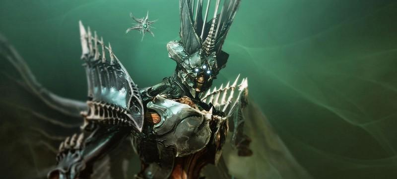 Bungie случайно использовала фанатский арт в трейлере Destiny 2: The Witch Queen