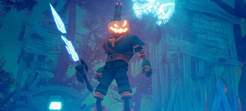 Pumpkin Jack выйдет на PS5 и Xbox Series в конце октября