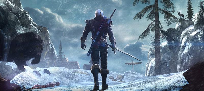 Этот мод добавляет в The Witcher 3 механики из Dark Souls
