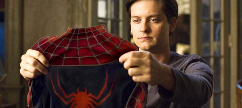 """Супергеройский костюм Тоби Магуайра из """"Человека-паука 3"""" продадут на аукционе"""