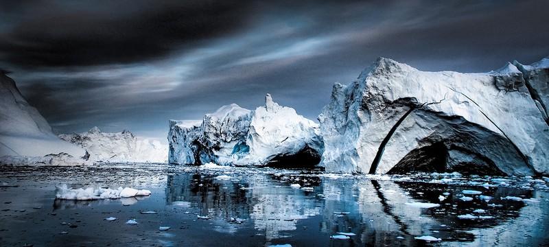 На Земле растаяло так много льда, что кора планеты двигается необычным образом