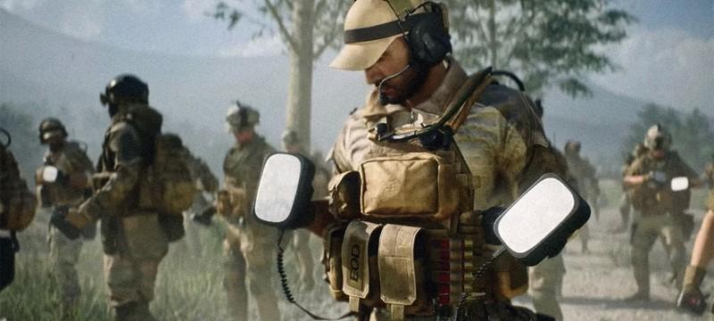 В бете Battlefield 2042 не получится создавать пати игроков с разных платформ
