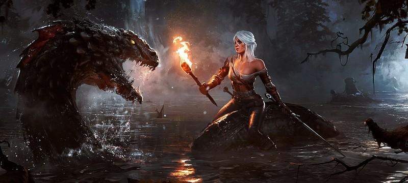 В GOG началась распродажа игр вселенной Ведьмака