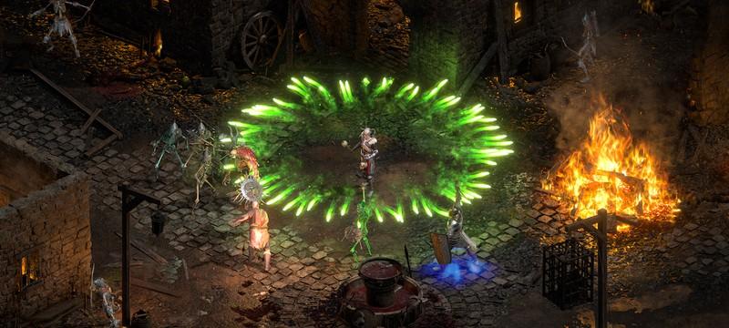 Динамическое разрешение и стабильный FPS — технический анализ Diablo II: Resurrected