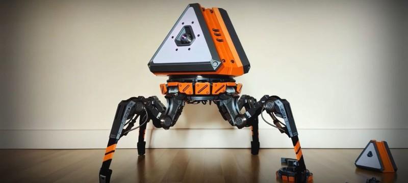 Инженер воплотил в жизнь лутбокс-робота из Apex Legends