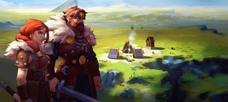 В мобильную версию Northgard добавили мультиплеер
