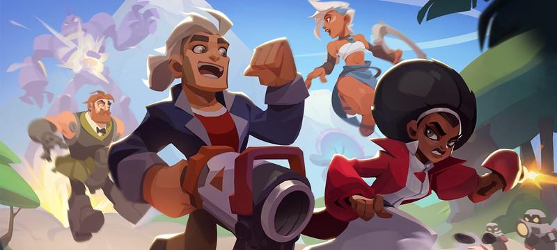 В Steam вышла демоверсия 2D-экшена Blast Brigade