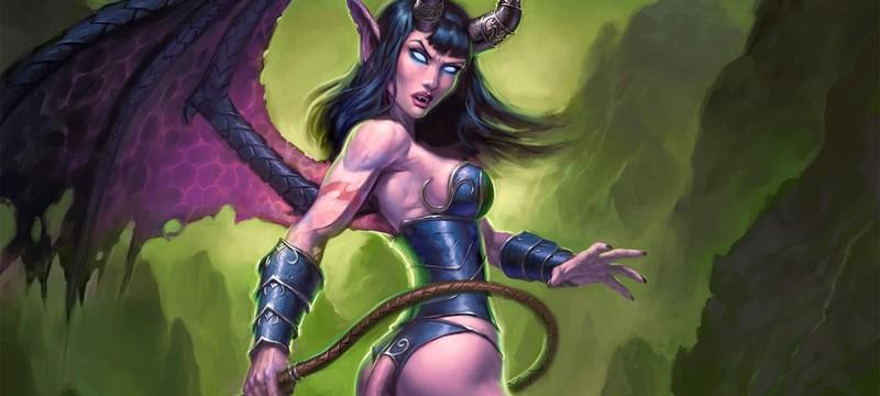 В World of Warcraft появились инкубы и призраки-мужчины в Каражане