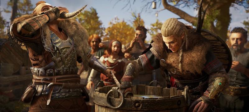 Крупный патч и фестиваль Дикой Охоты — что еще добавят в Assassin's Creed Valhalla до конца года