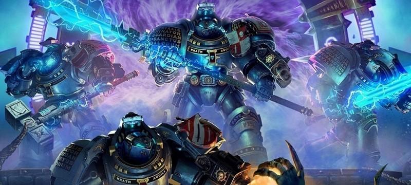 Тактическое уничтожение хаоситов и демонов в трейлере Warhammer 40,000: Chaos Gate - Daemonhunters