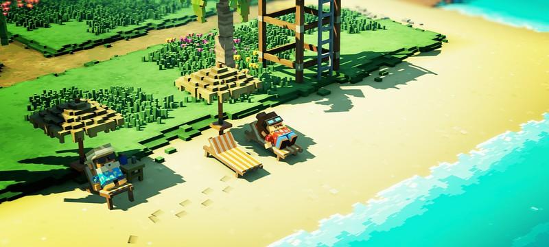 Анализ геймплея The Touryst на PS5 в 8K и 60 FPS