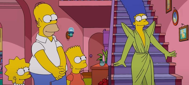 """В специальном эпизоде """"Симпсонов"""" представили новую коллекцию Balenciaga"""