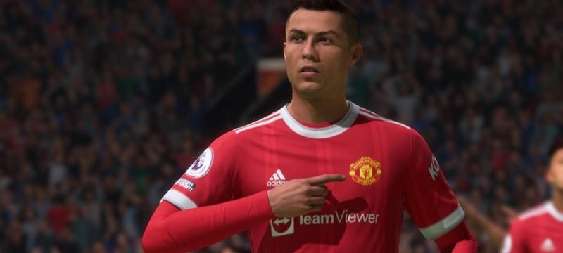 UK-чарт: FIFA 22 стартовала на 35% хуже прошлой части