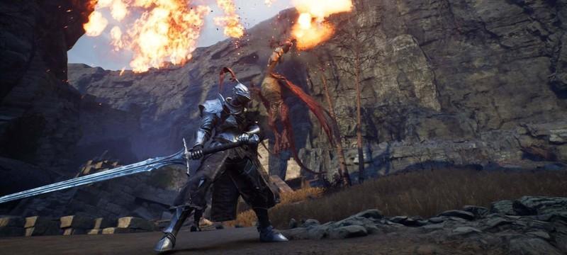 Сражения с монстрами и фэнтезийный мир в трейлере экшен-RPG Arise of Awakener