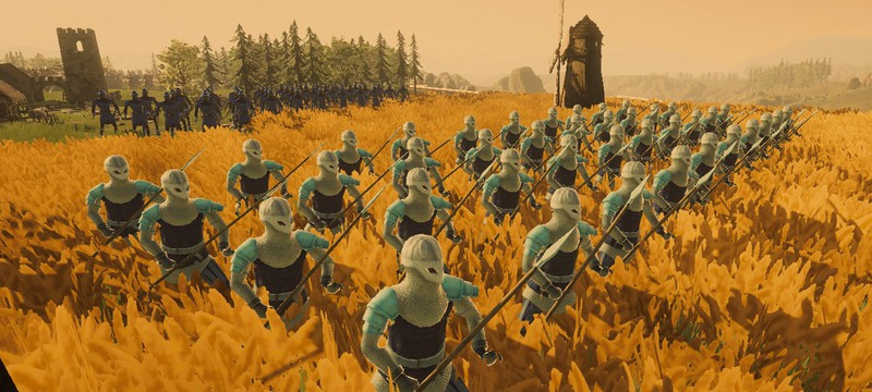 Оборона от орд монголов в бесплатной сурвайвал-стратегии Vedelem: The Golden Horde
