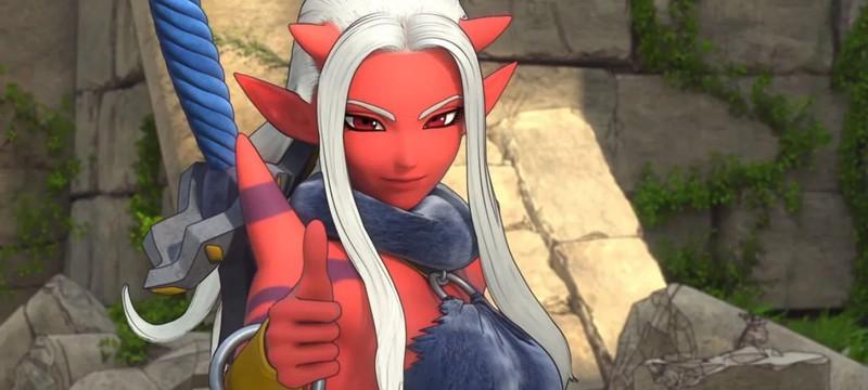 Офлайн-версия Dragon Quest X выйдет в Японии в начале 2022 года