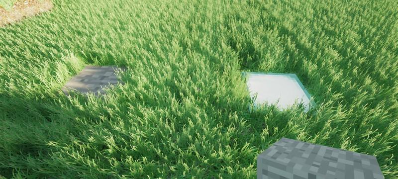 Осторожно, эта реалистичная трава в Minecraft может прикончить ваш PC