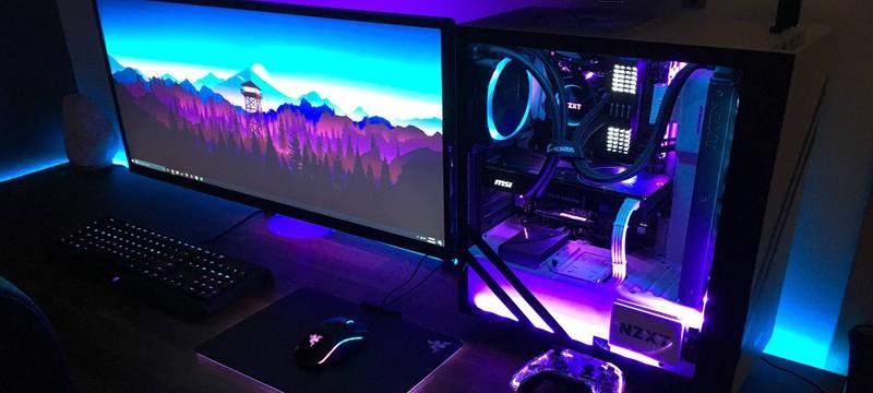 Исследование: В 2025 году значительно вырастет спрос на игровые PC и мониторы