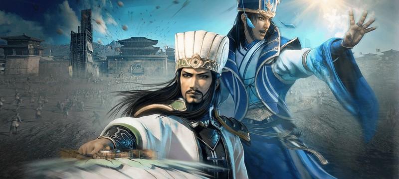 Dynasty Warriors 9: Empires выйдет в феврале