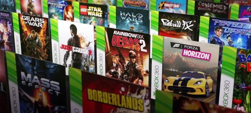 Инсайдер: В ноябре библиотека игр Xbox с обратной совместимостью пополнится новыми тайтлами