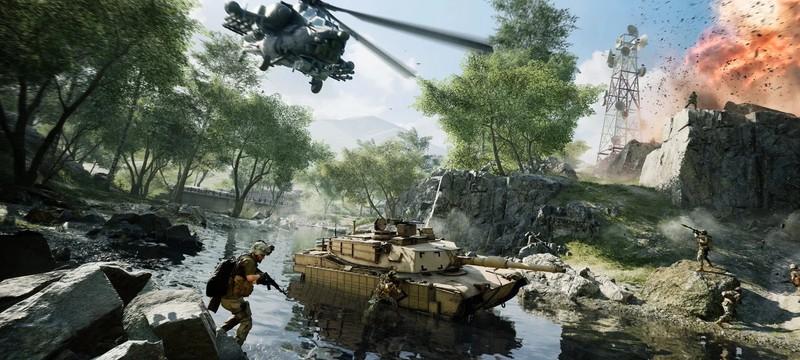 Стандартное издание Battlefield 2042 на PS5 и Xbox Series теперь включает версию для прошлого поколения