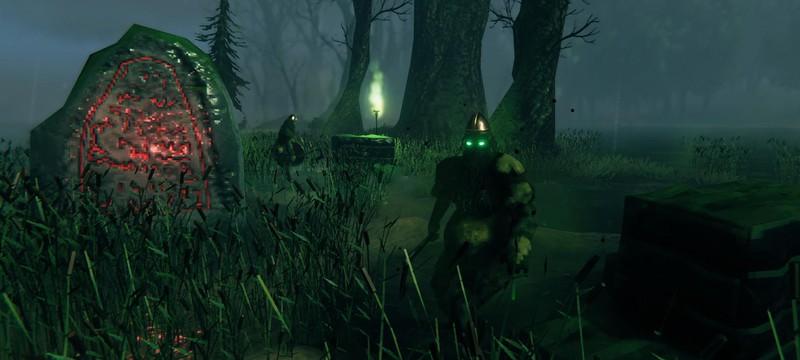 Valheim получила хэллоуинское обновление