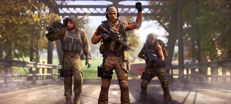 Ubisoft анонсировала бесплатную королевскую битву Ghost Recon Frontline на 100+ игроков