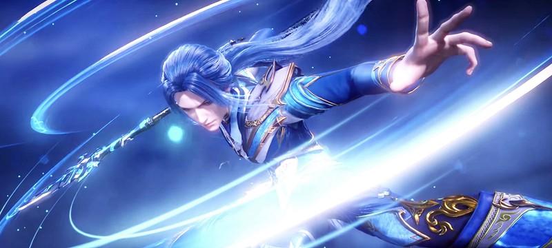 Разработчики китайской мобильной игры сплагиатили трейлер Final Fantasy 14