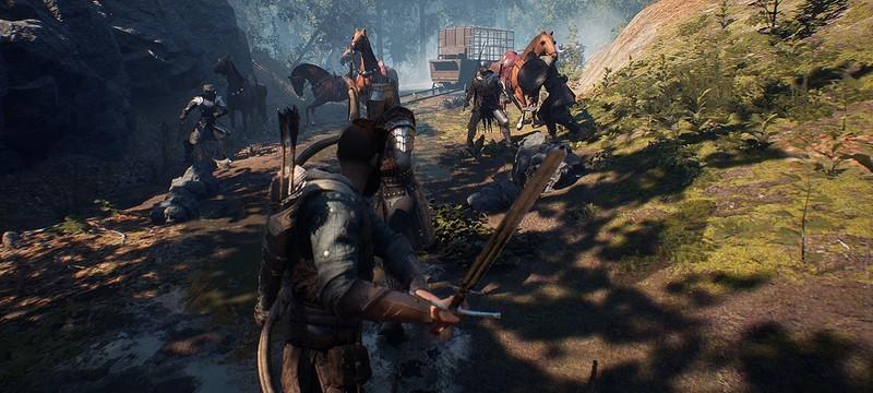 Ролевой экшен с элементами строительства Robin Hood — Sherwood Builders стал хитом Steam Next Fest