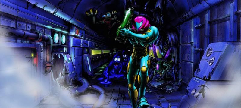 Настоящий праздник — оценки Metroid Dread
