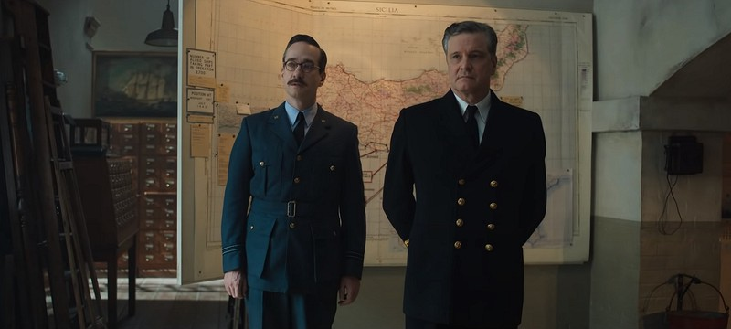 Колин Ферт в трейлере исторической военной драмы Operation Mincemeat