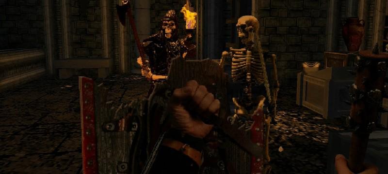 В Steam вышел олдскульный пиксельный экшен Arthurian Legends