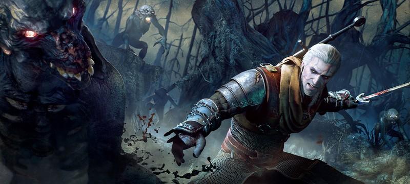 CD Projekt RED показала геймплей The Witcher 3 на Steam Deck