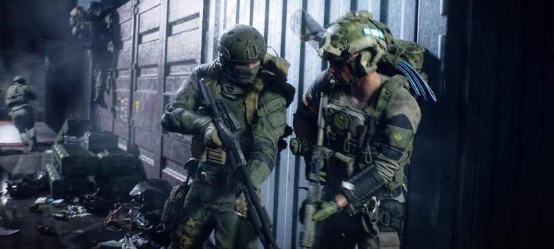 В закрытом тестировании Battlefield 2042 приняли участие более 100 тысяч игроков
