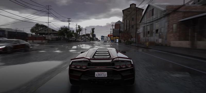 Этот мод делает графику в GTA V намного реалистичнее