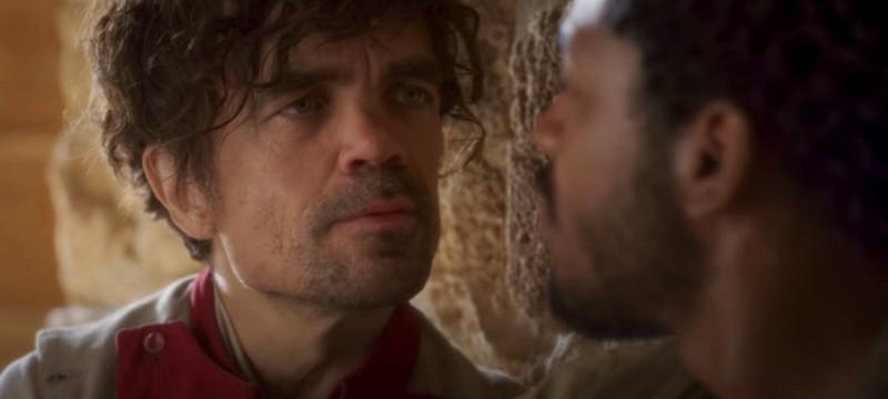 Питер Динклейдж в трейлере мюзикла Cyrano о неразделенной любви