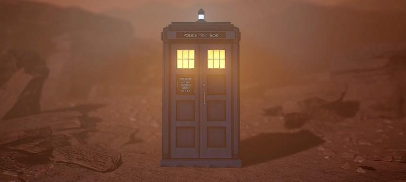 Свежий геймплейный трейлер Doctor Who: The Edge of Reality