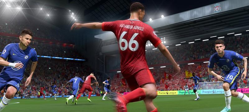 В FIFA 22 уже сыграли более 9 миллионов игроков