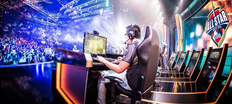 Аудитория киберспорта дойдет до 519 миллионов зрителей к 2024 году