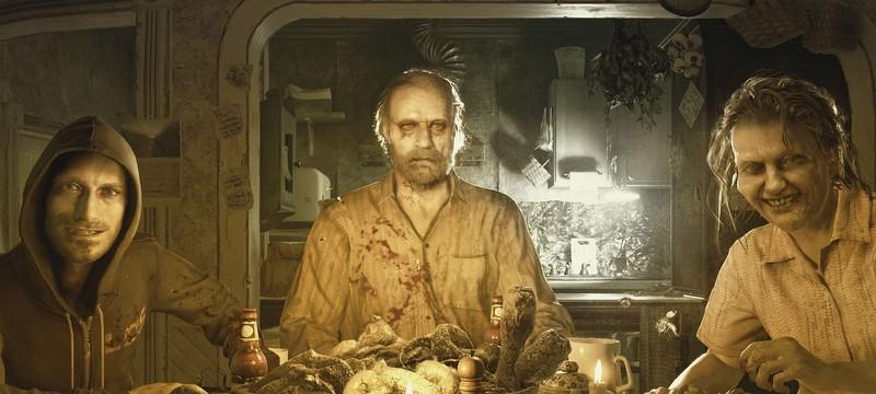 Цифровые продажи и поставки Resident Evil 7 достигли 10 миллионов копий