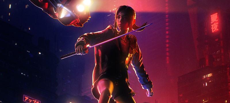 """Мрачный мир будущего и охота на репликантов в трейлере аниме Black Lotus во вселенной """"Бегущего по лезвию"""""""