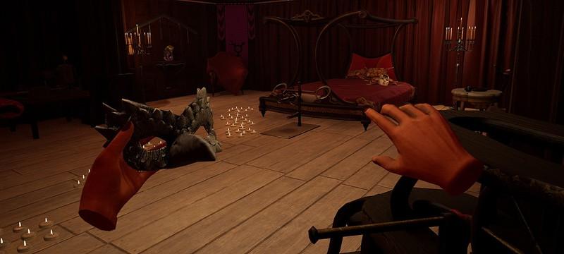 Эротическая адвенчура Lust for Darkness получит VR-версию