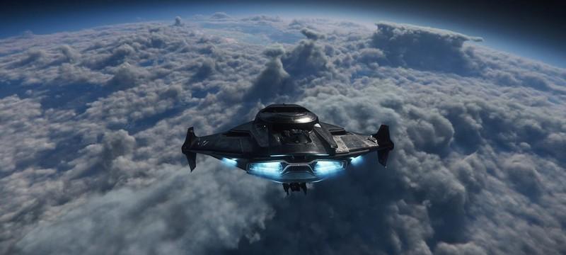 На большом шоу Star Citizen показали новую систему, корабли, облака — даты релиза так и нет