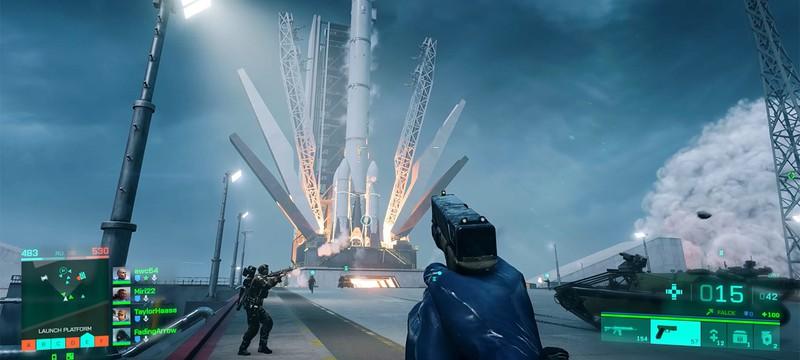 Steam-чарт: Battlefield 2042 заняла сразу три места
