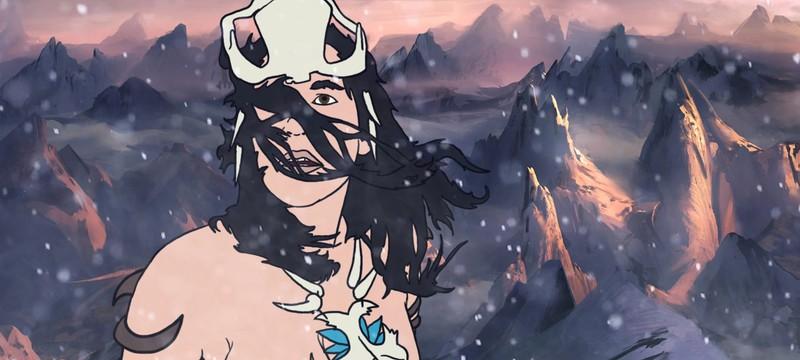 Кровь, магия и рабство в трейлере мрачного мультфильма The Spine of Night