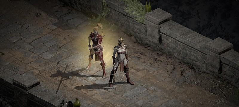 Diablo 2 Resurrected вышла 3 недели назад, но проблемы с серверами остаются