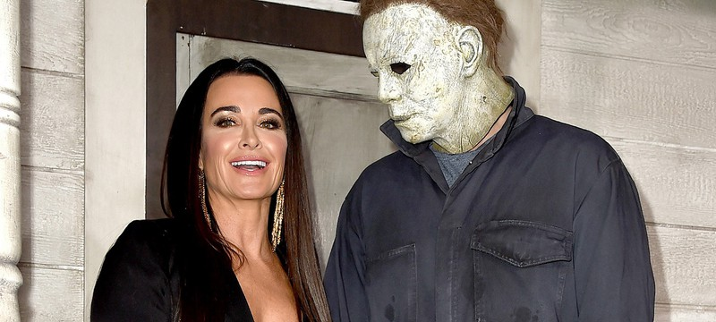 "Актриса Кайл Ричардс сломала нос во время съемок хоррора ""Хэллоуин убивает"""