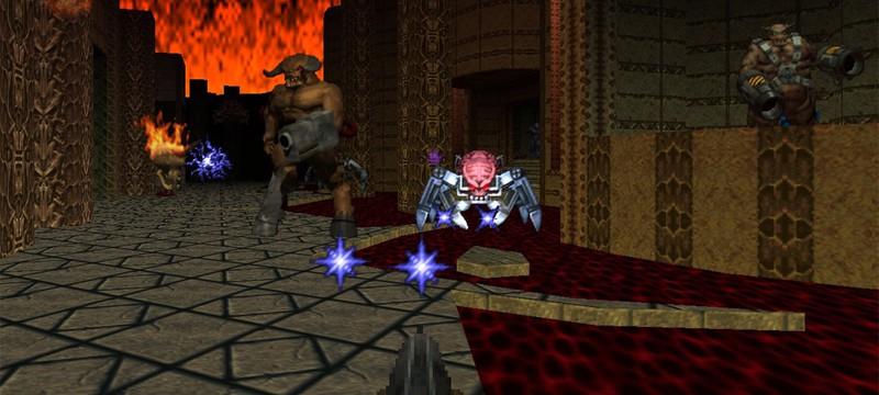 Doom 2 превратили в битемап