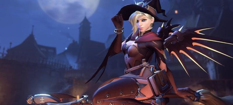 """""""Ужасы на Хеллоуин"""" в Overwatch пройдут с 12 октября по 2 ноября"""